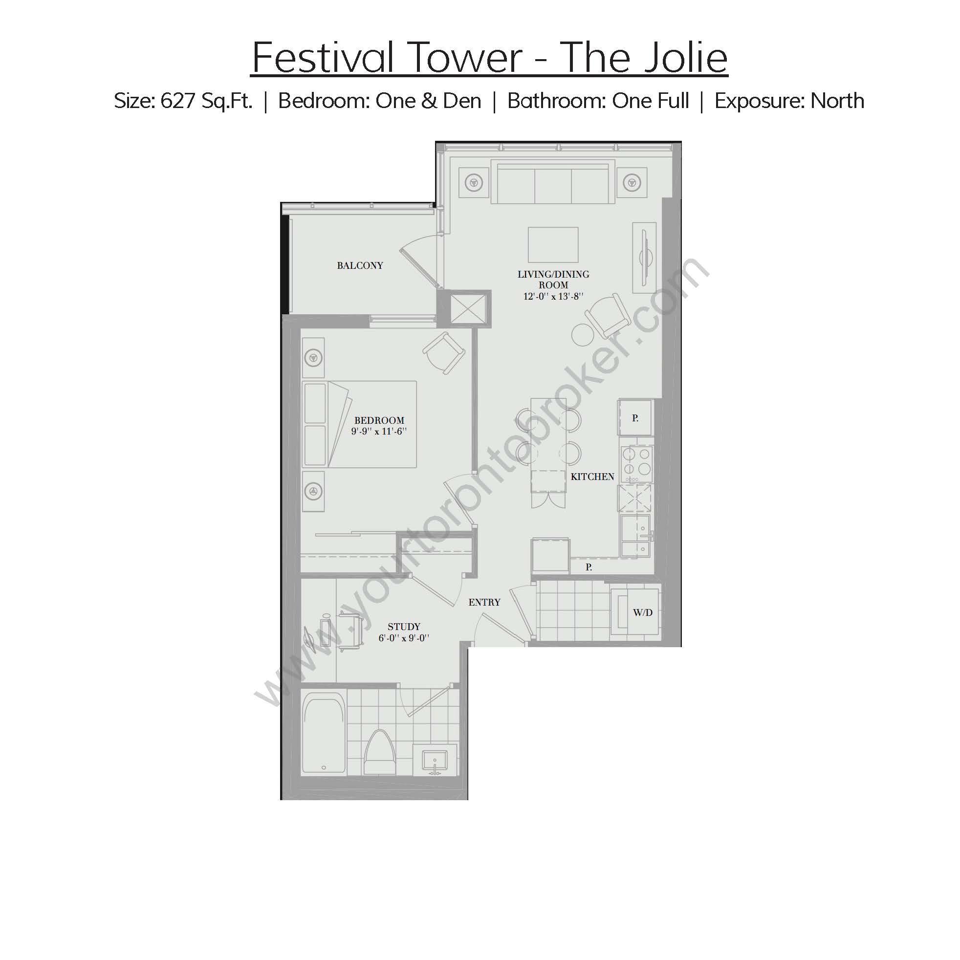 Festival Tower