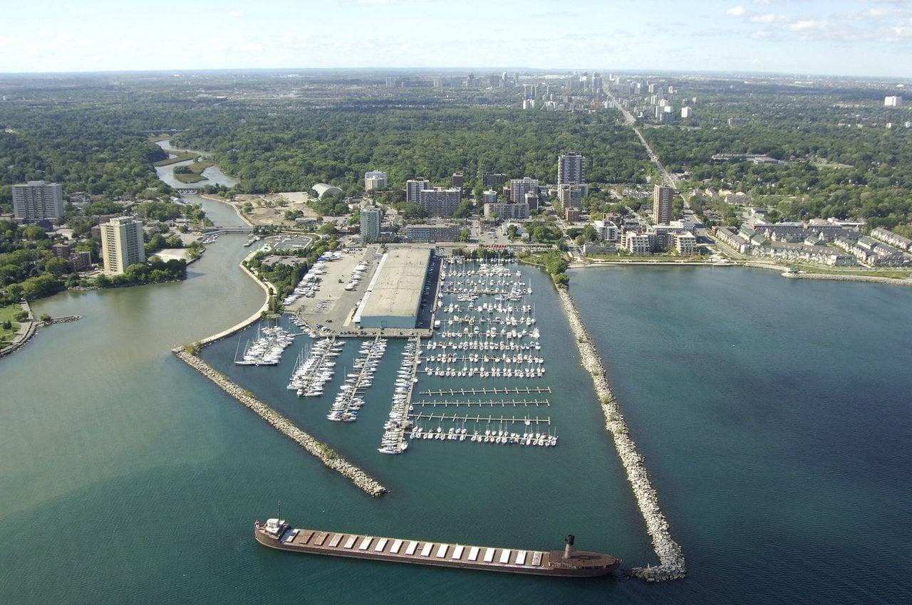 Port Credit Mississauga Ontario Canada