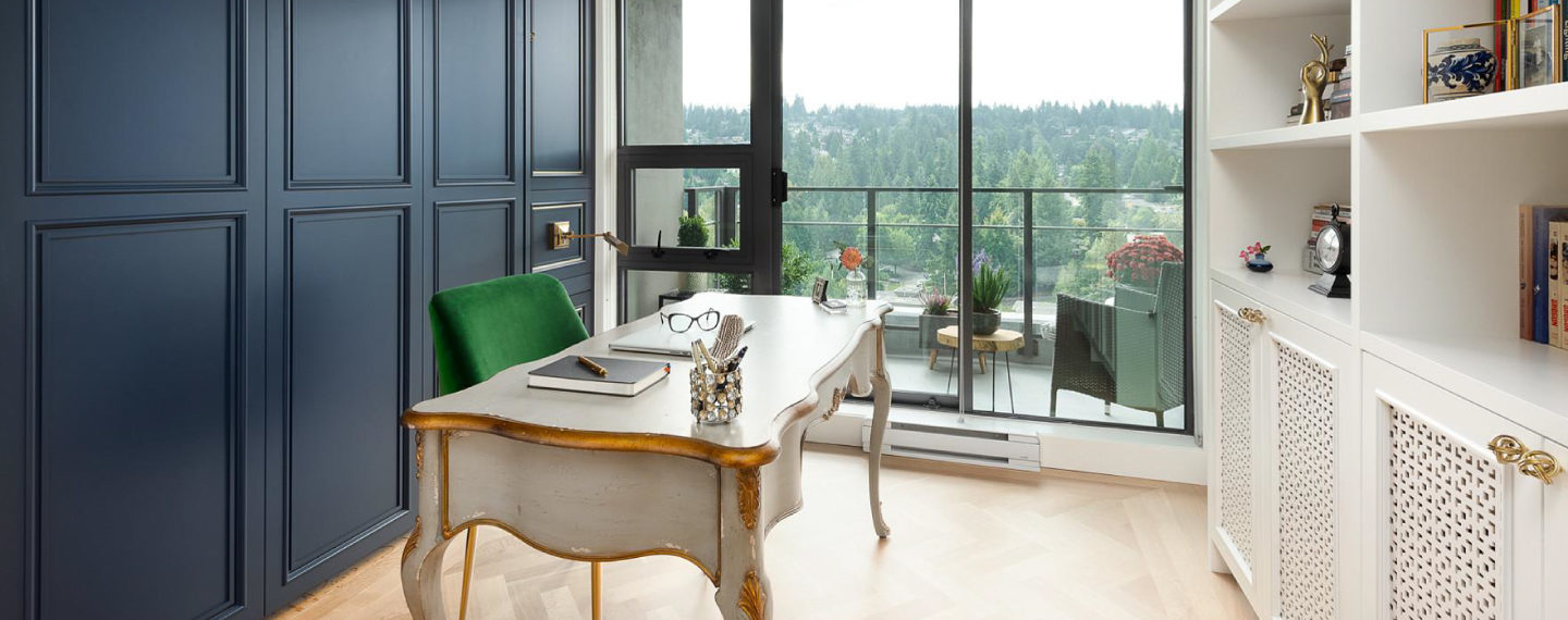 5 Design Ideas for Home Workspaces