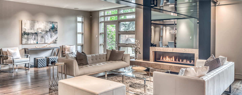 5 Living Room Designs for Hosting or Hiding Away