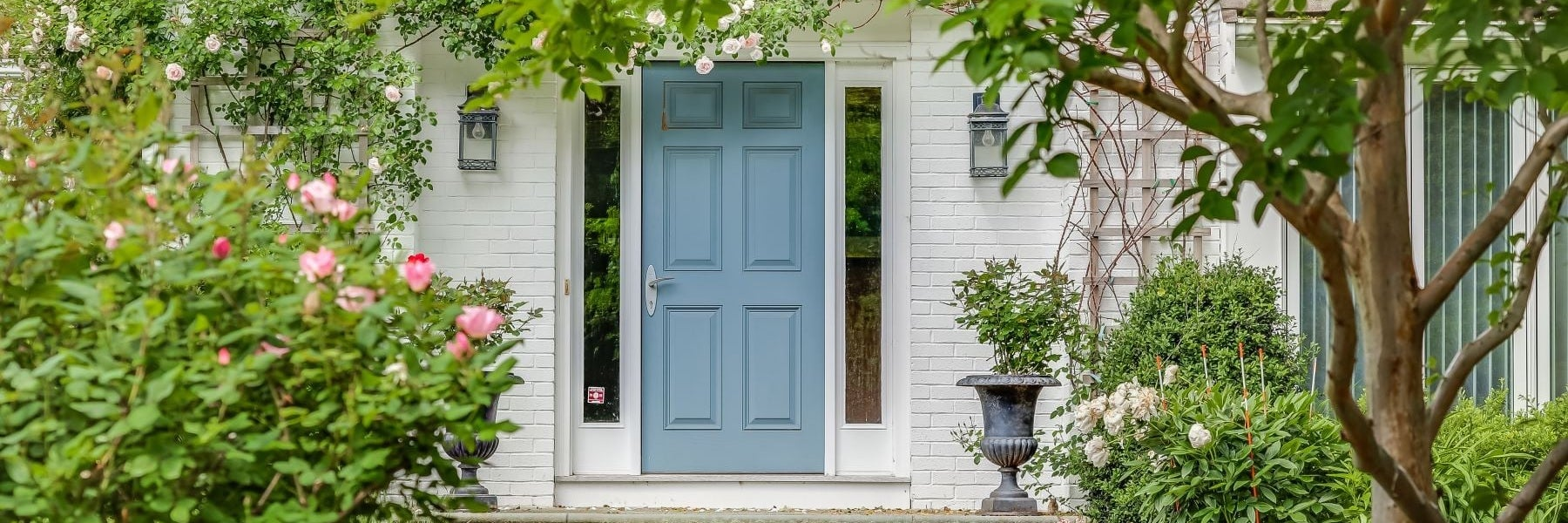 Dramatic Doorways | Five Homes With Colourful Front Doors