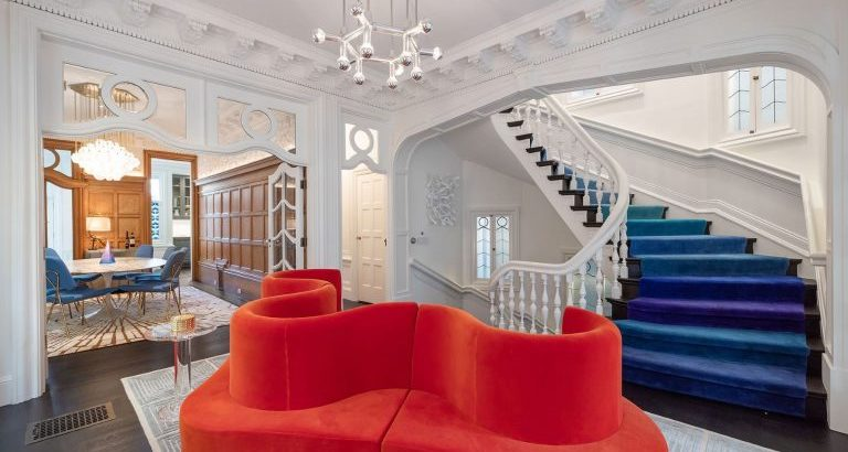 Going Above and Beyond: Five Exceptional Staircases