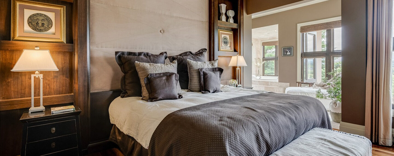 Re-Imagine Your Sleep: 5 Master Bedroom Design Ideas