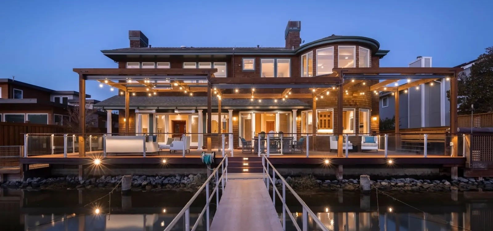 Pier Pressure: 5 Waterfront Homes With Docks