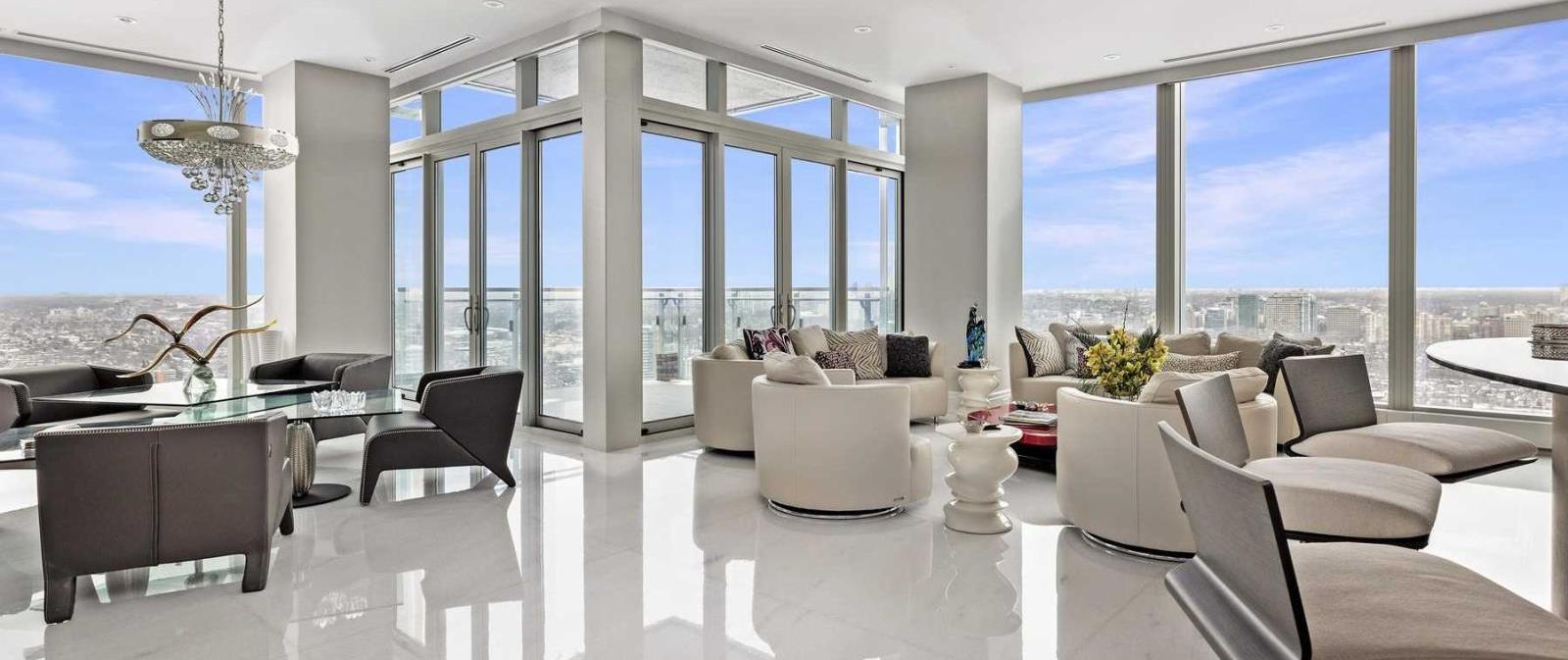 The 5 Most Expensive Condos Sold in Toronto in the Past Month