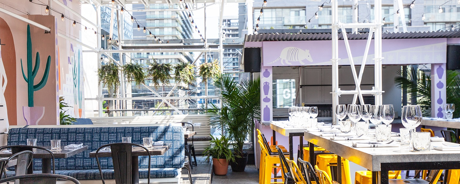 The Best Patios in Downtown Toronto