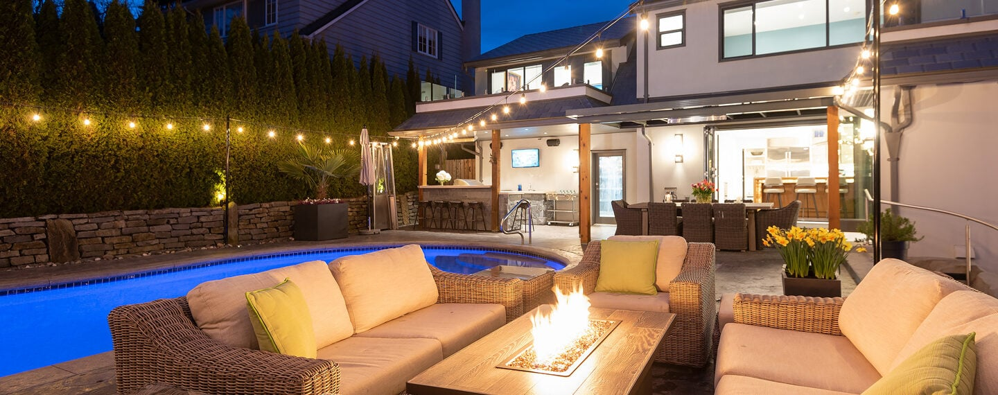 Extending The Season: The Tips And Tricks Of Luxury Patio Design