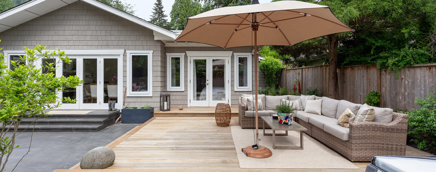 Creating the Ultimate Outdoor Oasis