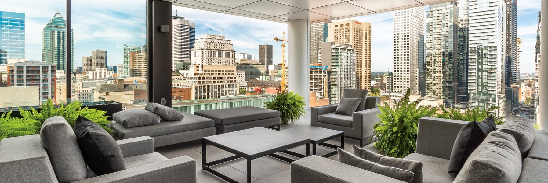 High-Rising Expectations: Condos Representing the Pinnacle of Urban Luxury